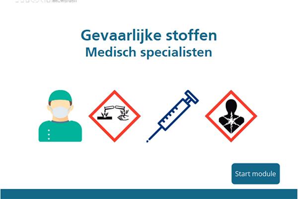 Gevaarlijke stoffen – Medische specialisten