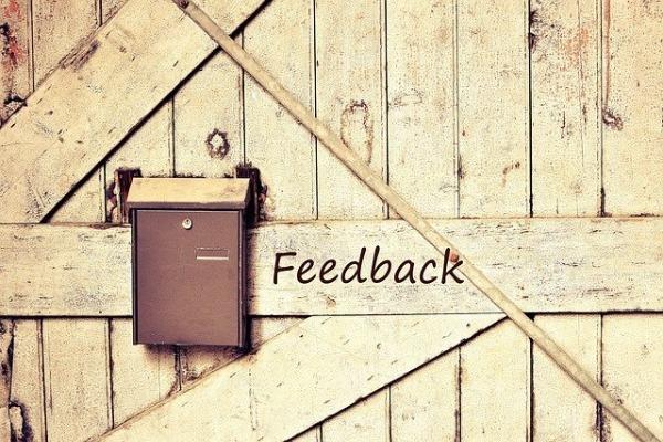 Communicatie: feedback geven en ontvangen